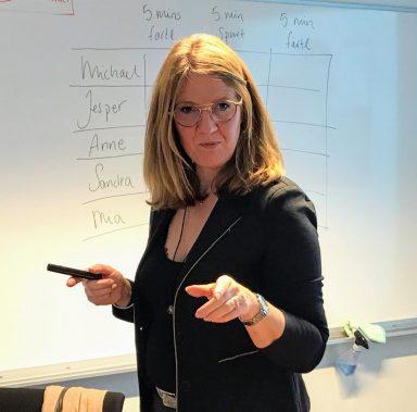 Susan fra PowerReader
